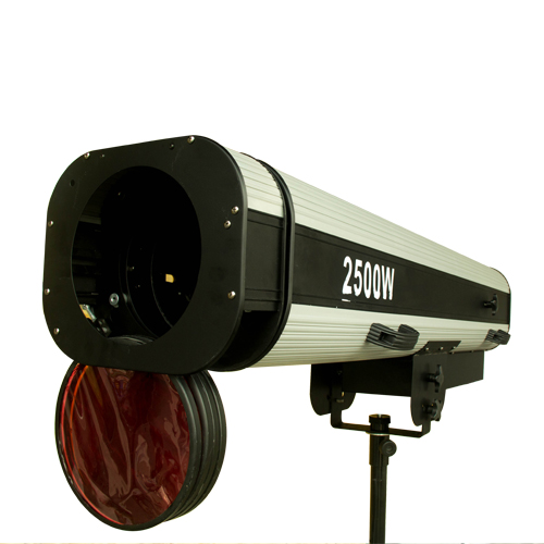 2500w Follow Light with Rack