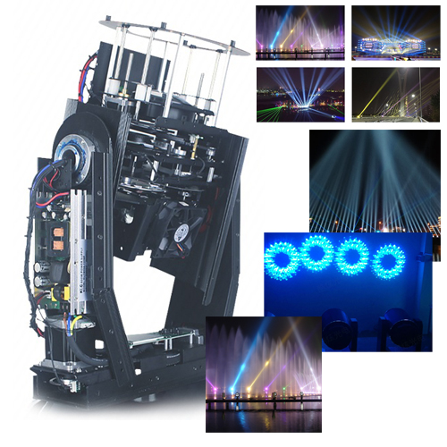 350w Waterproof Beam Moving Head