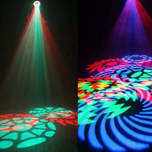 8 Pattern LED Effect