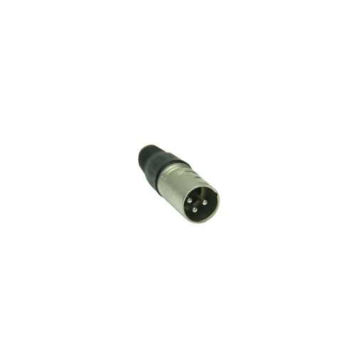 Neutrik 3-core XLR Cable Connector (Male)