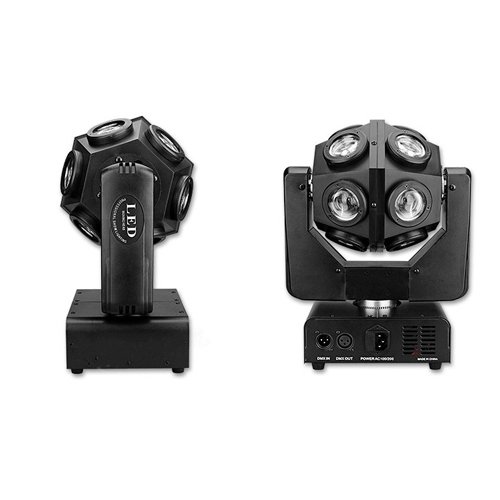 12 LED Discoball Moving Head