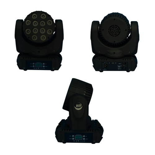 12 LED Full Color Wash Moving Head